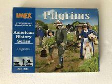 Imex Model Co. 1/72 Old West Pilgrims Plastic Model Kit 521