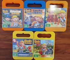 5x Bob The Builder DVD