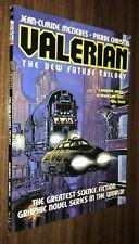 VALERIAN -- New Future Trilogy TPB -- Mezieres / Christin -- 2004 iBooks -- OOP