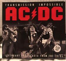 AC/DC-TRANSMISSION IMPOSSIBLE (3CD)  CD
