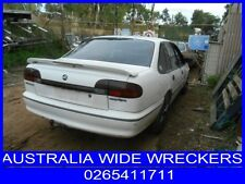 HOLDEN COMMODORE  VR VS VT VX 3.8 V6 STARTER MOTOR WRECKING CAR 4 PARTS 30041