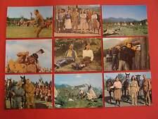 1 von 31 Filmpostkarten aussuchen AK Karl May Der Schatz im Silbersee Winnetou