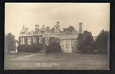 Exton near Oakham. Old Hall by K. S. Bristow.