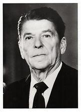 PHOTO DE PRESSE - AGIP - Ronald REAGAN - 1981 - Président de la République.