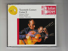 (CD) Julian Bream Edition Volume 13: 20th Cent Guitar II / Mompou; Ohana;Moreno;