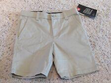 Under Armour Boys School Uniform Shorts Beige 5