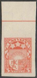 Latvia 1931 Mi 171 Archive Proof stamp