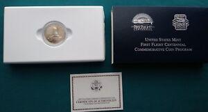 2003 US First Flight Centennial Uncirculated clad half Dollar #663