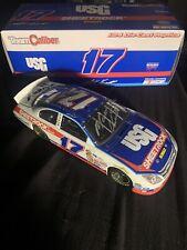 2006 Matt Kenseth USG Sheetrock Preferred 1/24 NASCAR Diecast Autographed