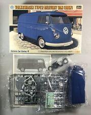 Hasegawa Volkswagen Type2 Delivery Van (1967) Model Kit Hc-009  00004000