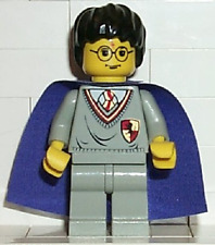 LEGO HARRY POTTER w/ VIOLET CAPE MINIFIG from set 4709 minifigure hp036