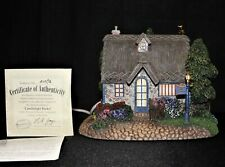 "Thomas Kinkade 2002 ""Candlelight Book"" Hawthorne Village Lamplight House"
