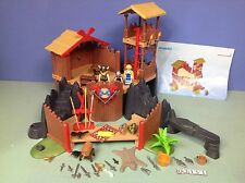 (O3151.2) playmobil grand camp vicking ref 3151 3150 4430