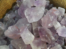 1000 Carat Lots of Lavender Amethyst - Plus a FREE Faceted Gemstone