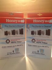 Honeywell Hepa Repl Filter Lot Of 2