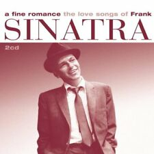 Frank Sinatra a Fine Romance Reprise 2cd Double 50 Original Classic Recordings