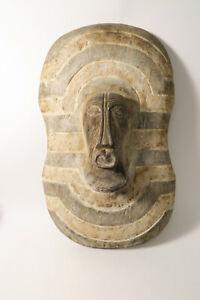 Songye Holz Schild Kongo DH22 Shield Congo