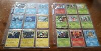 Japanese Pokemon Card Collection Binder - BW2 BW3 1st Edition NM 63 Card lot