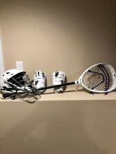 Lacrosse goalie equipment