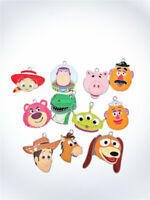 Lot Mixed Toy story Enamel Metal Charms Pendants DIY Jewelry Making