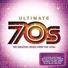 Various - Ultimate 70s CD