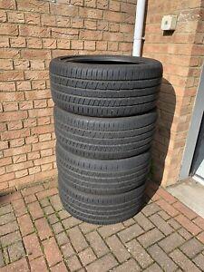 X4 22 Inch Tyres Off Range Rover