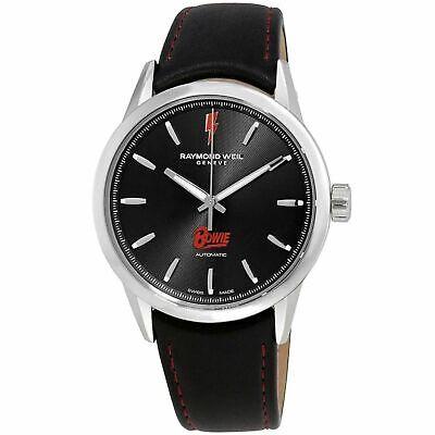 Raymond Weil 2731-STC-BOW01 Men's Freelancer Black Automatic Watch