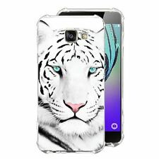 Coque Etui Samsung Galaxy S 8 - Motif Tigre Blanc