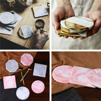 Marble Ceramic Tableware Placemat Drink Coffee Tea Cup Coaster Anti-Slip Mat New