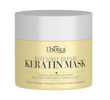 L`BIOTICA LBIOTICA PRO THERAPY INTENSIVE REPAIR KERATIN MASK DRY & DEMAGED HAIR