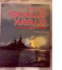 Histoire des batailles navales - masson