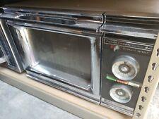 vintage amana chrome radarange microwave For Parts/Repair 1960s model# RR-4DW