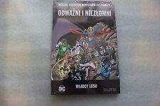 Wielka Kolekcja Komiksów DC Comics - Odważni i Niezłomni - Władcy Losu