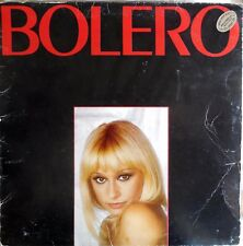 VINILE LP 33 GIRI RPM BOLERO RAFFAELLA CARRA CGD 20447 ITALY 1984