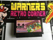 Circus Charlie Nintendo Famicom Ntsc J Retro Video Game Japan Nes