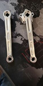 Stronglight model 49D Vintage Crank Arms