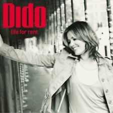 DIDO LIFE FOR RENT CD NEW