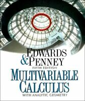 Multivariable Calculus By C. Henry Edwards