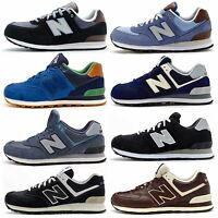 Mens New Balance ML 574 Classic Retro Trainers in All Sizes