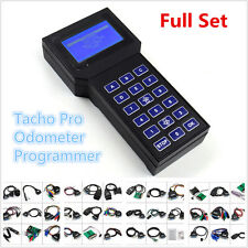 Tacho Pro 2008 July Dash Universal Professional Car Odometer Programmer Full Set