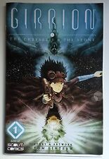 Girrion #1 - Scout Comics - NM - New Unread - Bagged & Boarded
