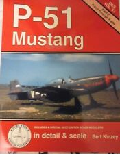 SQUADRON SIGNAL IN DETAIL & SCALE VOL.51 -P.51 MUSTANG-PART.2-BY BEN KINZEY-
