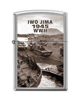 Zippo 82299 iwo jima japan wwii ww2 1945 battle Lighter