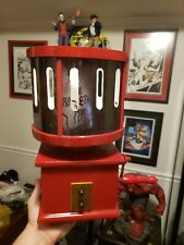 Zoetrope Crooked Man Horror Movie Prop from the Conjuring Universe LIGHTS UP