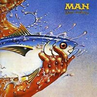 *NEW* CD Album Man - Slow Motion  (Mini LP Style Card Case)