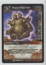 2012 World of Warcraft TCG: Crown the Heavens #2 Magical Ogre Idol Card 0a2