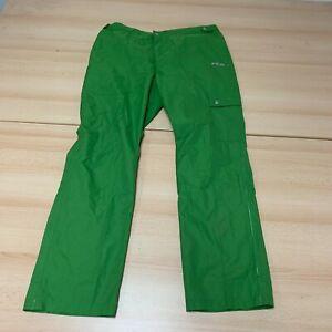 FILA Waterproof Trousers (40 Inch Waist) (32 Inch Leg) Green Mens