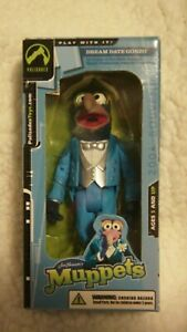 Rare Unopened Dream Date Gonzo Muppets 2004 Limited Edition Figure Palisades Toy