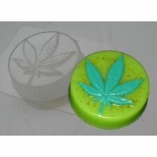 """Cannabis"" plastic soap mold soap making mold mould"
