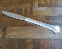 "Reed & Barton English Chippendale Sterling Silver Regular Knife Modern 8 7/8"""